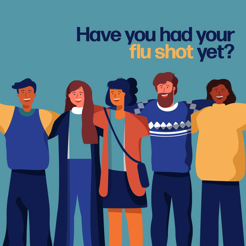 Flu shots at GPs on Curzon, Toowoomba Doctors