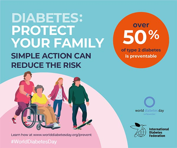 Diabetes support at GPs on Curzon Toowoomba Doctors