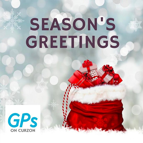Seasons Greetings from GPs on Curzon | Toowoomba Doctors