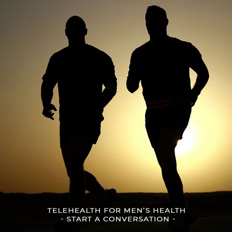 Men's health month for raising awareness for importance of visiting doctors for men's health concern