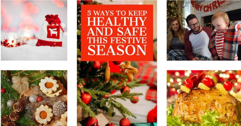 5 ways to keep yourself healthy this Christmas, Doctors in Toowoomba